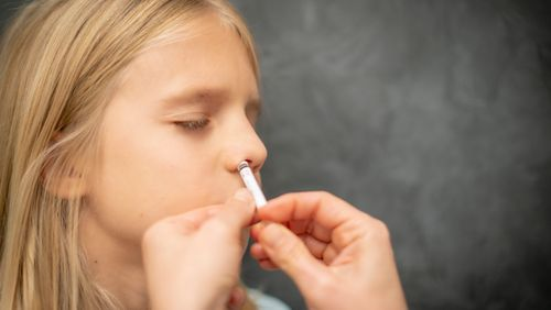 CoVid-19 : un nouveau candidat vaccin par voie nasale
