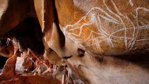 Célébration des 25 ans de l'inauguration de la grotte Chauvet 2