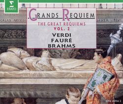 Ein deutsches Requiem : 3. Herr lehre doch mich (Baryton et Choeur) - ROBERT HOLL