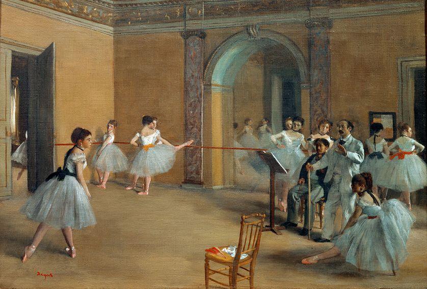 Pourquoi Degas peignait-il des danseuses ?