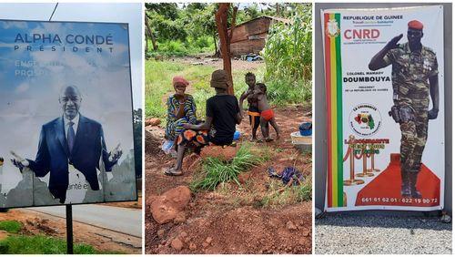 Guinée, le putsch de la colère