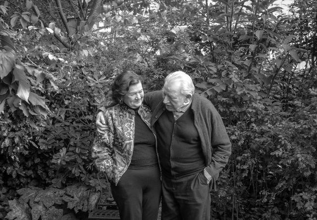 Elisabeth Roudinesco et Jean-Louis Comolli