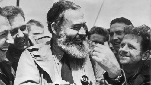 """Nuit Ernest Hemingway 2/2 10/10 : Guy Scarpetta : """"Il y a toujours chez Hemingway cette profondeur cachée qui est la clé de sa prose"""""""