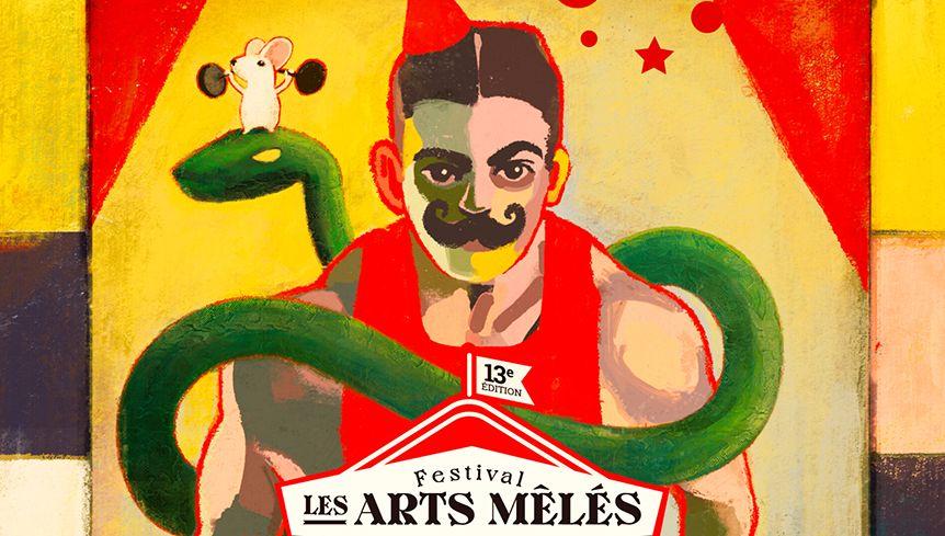 Festival des arts mêlés à Eysines