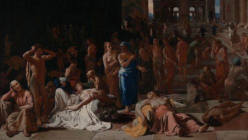 La peste noire 3/4 : Le mot de peste : archéologie du mal