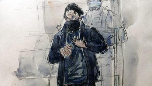 Nouvelle provocation de Salah Abdeslam au procès des attentats du 13 novembre