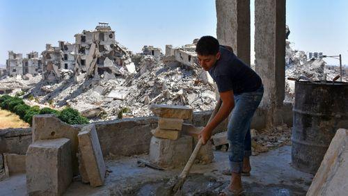 Épisode 3 : Syrie : la fiction de la reconstruction