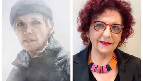 Nathalie Cabrol // Faouzia Charfi