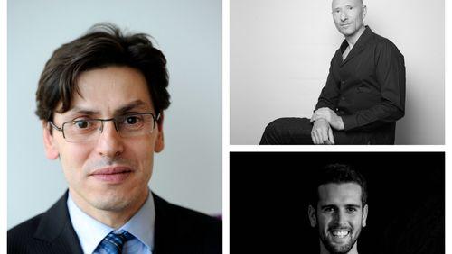 Philippe Apeloig et Nathan Paulin // Frédéric Dabi