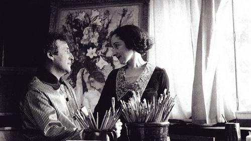 Chagall est-il le peintre de l'amour ?