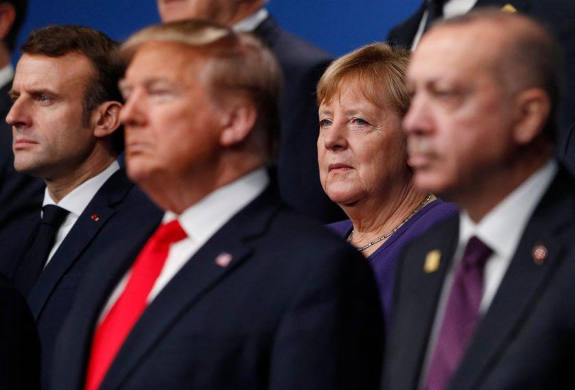 "Diplomatie : entre volontarisme européen et ""Germany First"" - Ép. 4/4 - Allemagne : Goodbye Mutti"