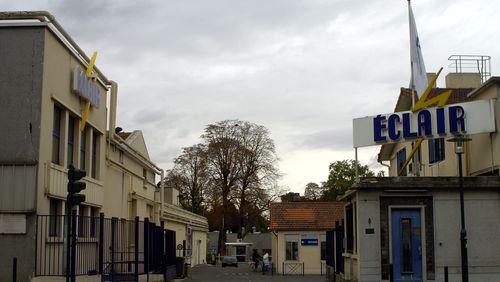 A Epinay-sur-Seine, la mutation des Laboratoires Eclairs