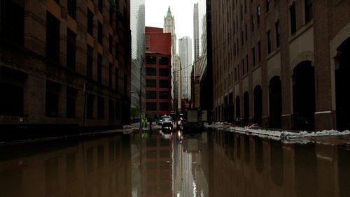 Épisode 3 : Ouragan Sandy New York 2012 - Mad Max Apocalypse