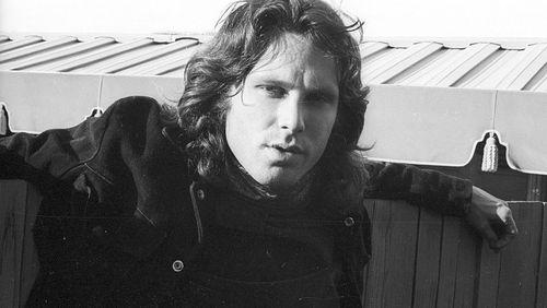 Jim Morrison en poète