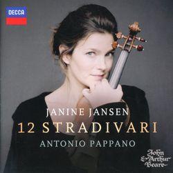 La vie brève : Danse espagnole n°1 - arrangement pour violon et piano - JANINE JANSEN