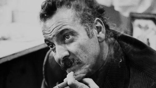 """Georges Brassens : """"Je note des idées qui me traversent l'esprit comme """"faire la tombe buissonnière"""""""