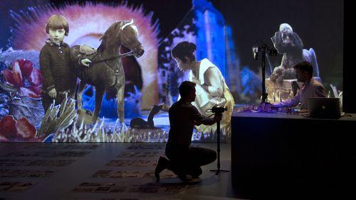 En tournée, un spectacle d'objets documentaire