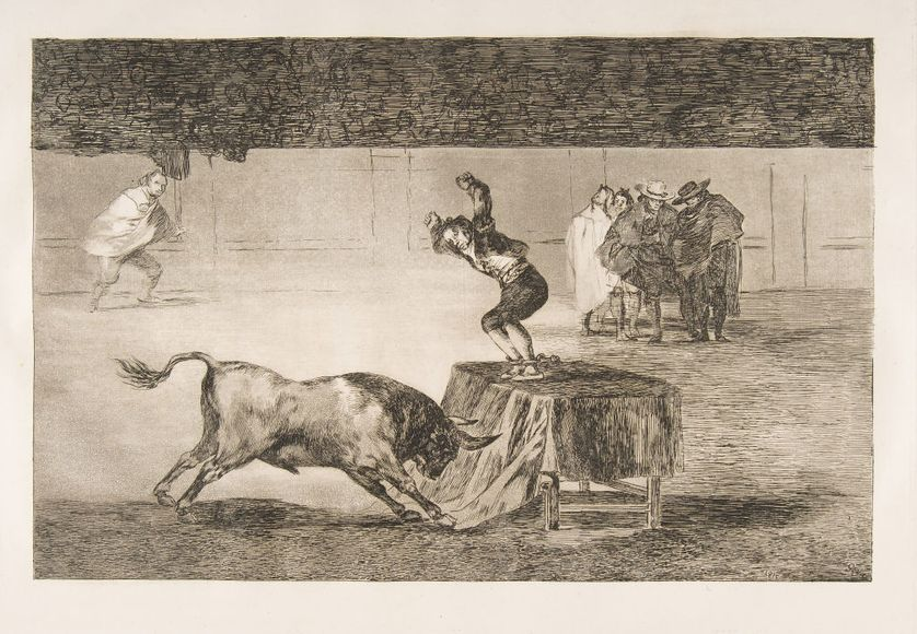 Goya était-il graveur ?