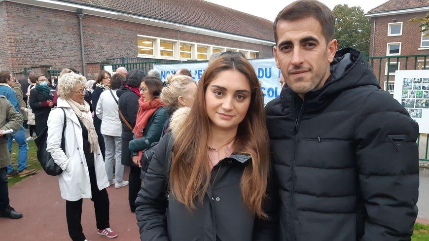 Un papa menacé d'expulsion vers le Kosovo : parents d'élèves et enseignants d'une école de Rouen se mobilisent