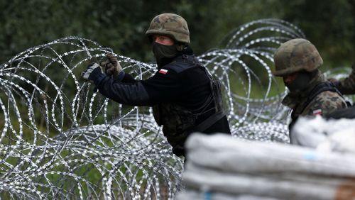 Quand l'Europe et la Biélorussie se renvoient la balle migratoire