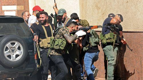 Le violent retour des tensions religieuses au Liban