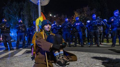 """En Pologne, photographier la résistance contre le gouvernement est une """"mission"""""""