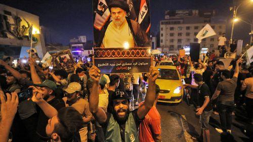"""En Irak, Moqtada al-Sadr joue toujours gagnant"""