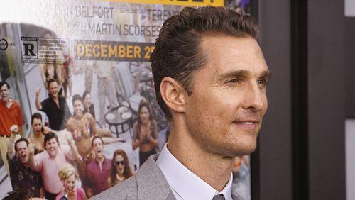 "Matthew McConaughey dans ""Le Loup de Wall Street"" : le chant du capital"