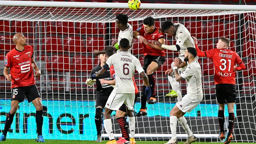 With a reworked protection, FC Metz problem Stade Rennais