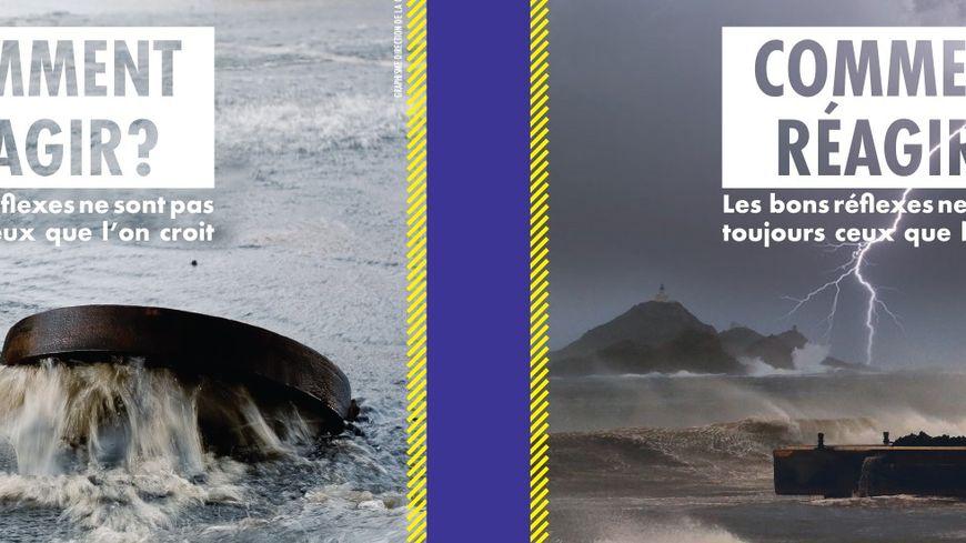 Ajaccio : Le DICRIM, un document pour savoir faire face aux risques majeurs