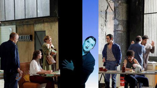 Spectacle : Julie Deliquet adapte Fassbinder et Bob Wilson remonte un classique