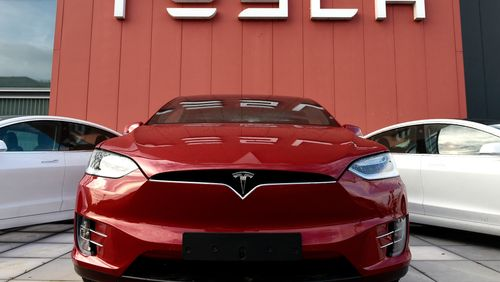 La voiture électrique s'envole en bourse