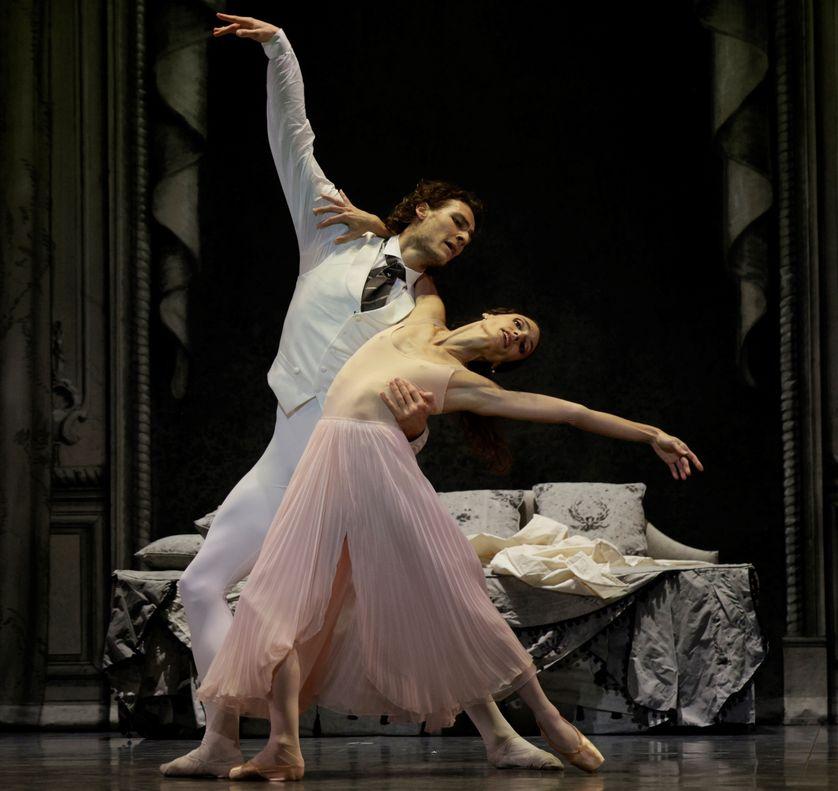 Pierre Lacotte fait danser Le Rouge et le Noir