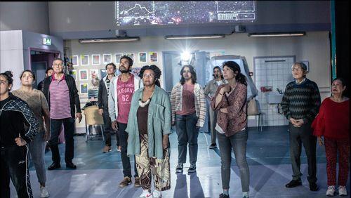 Théâtre du futur avec Caroline Guiela Nguyen