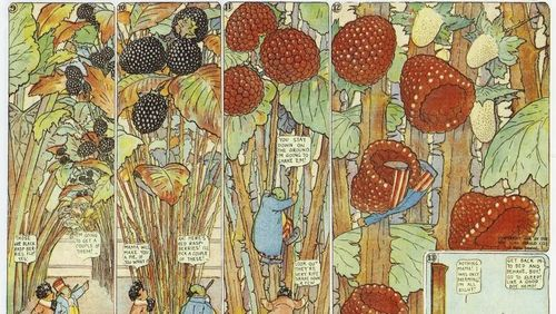 Épisode 2 : Les métamorphoses de la bande dessinée à partir de Winsor McCay