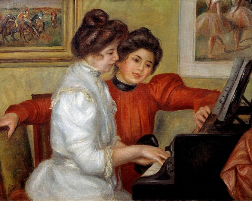 Renoir a-t-il inventé un nouveau modèle féminin ?