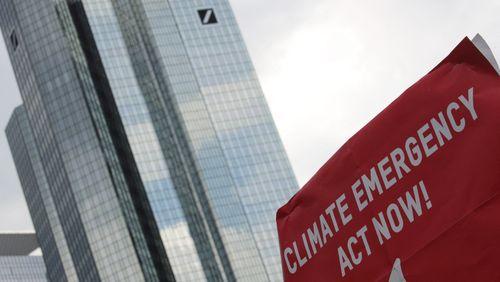 Les pâles promesses de la finance verte