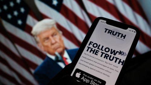 Truth Social : Donald Trump lance son réseau social