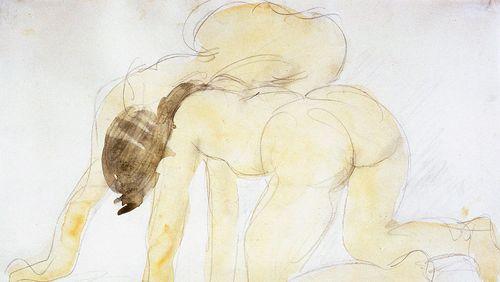 Rodin est-il un peintre érotique ?