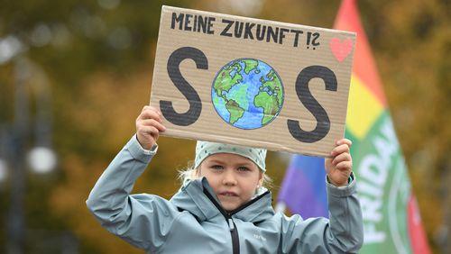 """Lutte contre le réchauffement climatique : le monde est """"très loin du but"""", selon l'OMM"""