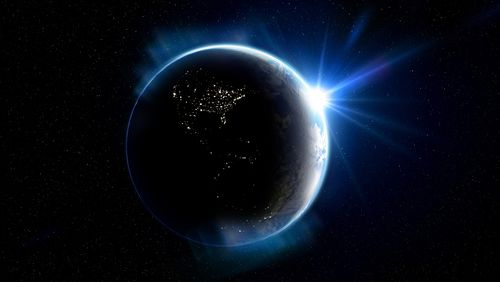 Pourquoi la Terre perd de sa luminosité ?